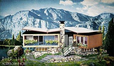 Villa in Tessin Retro  (B-271)
