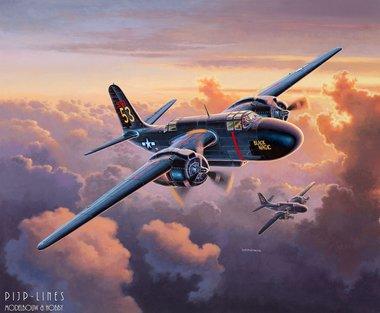 Lockheed P-70 Nighthawk