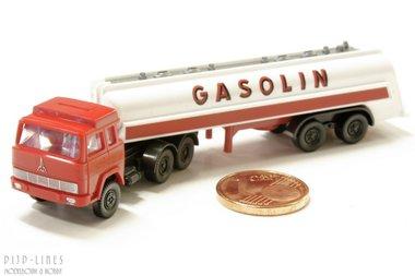 Magirus tankwagen GASOLIN