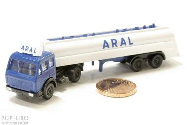 Mercedes tankwagen ARAL