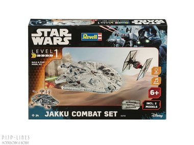 Star Wars Jakku Combat Set