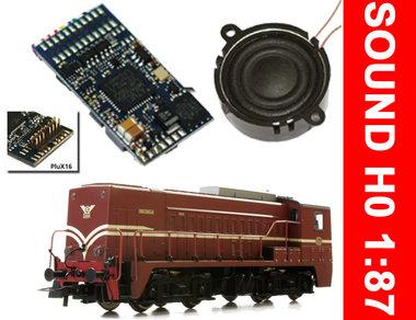 ESU V4.0 LokSound decoder NS 2200