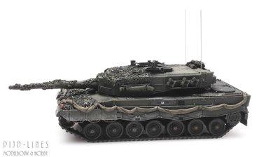 NL Leopard 2A4 gevechtsklaar