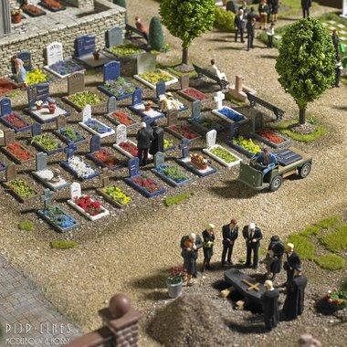 Attributen voor kerkhof