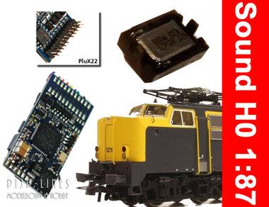 NS 1200 digitaal sound decoder compleet