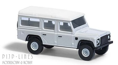 Land Rover Defender Wit