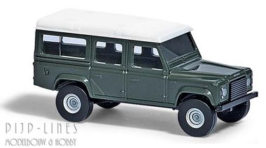 Land Rover Groen