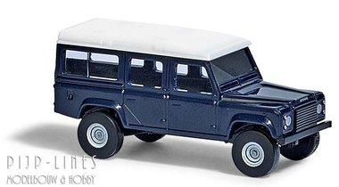 Land Rover Blauw