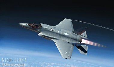 F-35A Lightning II (JSF)