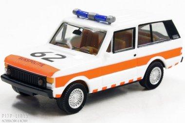 Rijkspolitie Range Rover Nr. 62