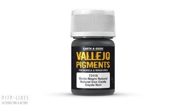 Vallejo Pigment Natural Iron Oxide