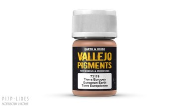 Vallejo Pigment European Earth