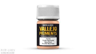 Vallejo Pigment Fresh Rust
