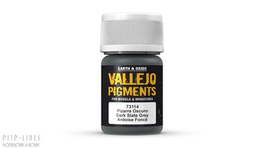 Vallejo Pigment Dark Slate Grey