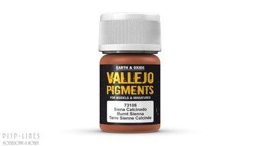 Vallejo Pigment Burnt Siena