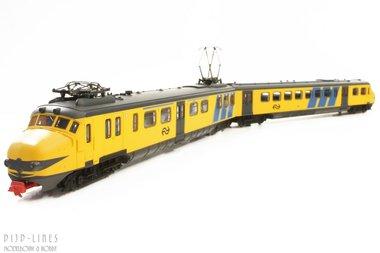 NS Hondekop geel/grijs 359