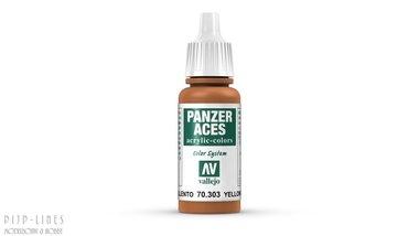 Vallejo Panzer Aces Yellowish Rust