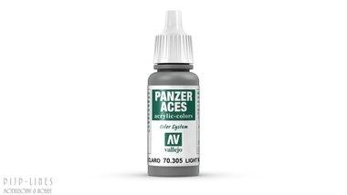 Vallejo Panzer Aces Light Rubber