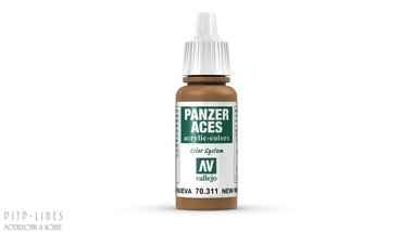 Vallejo Panzer Aces New Wood