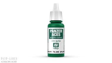 Vallejo Panzer Aces Splinter Blotches I