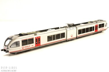 Veolia Elektrisch treinstel GTW 2/6