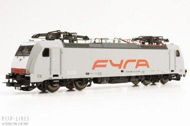 NS FYRA E-lok E 186 144-2 TRAXX