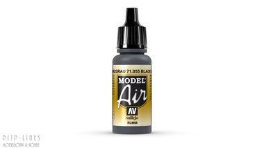 Vallejo Model Air Black Grey