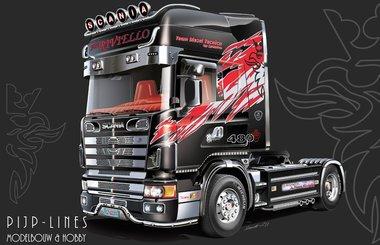 Scania 164L Topclass