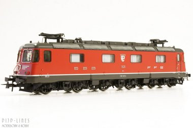 SBB E-lok Re 6/6 11626 DCC Sound