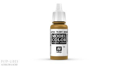 Vallejo Model Color Brass