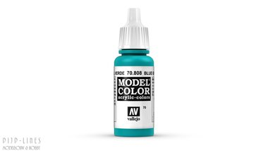 Vallejo Model Color Blue Green