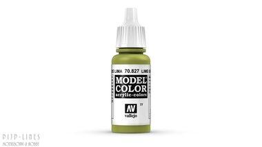 Vallejo Model Color Lime Green