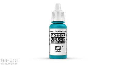 Vallejo Model Color Light Turquoise