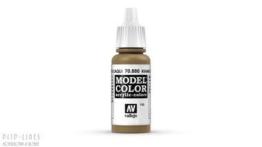 Vallejo Model Color Khaki Grey