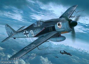 Focke Wulf Fw190 A-8 Nightfighter