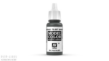 Vallejo Model Color Bronce Green