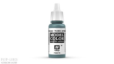 Vallejo Model Color Intermediate Blue