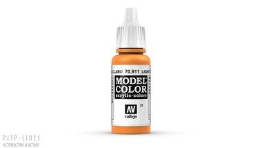 Vallejo Model Color Light Orange