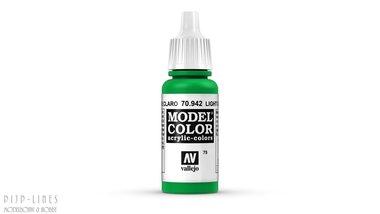 Vallejo Model Color Light Green