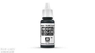 Vallejo Model Color Black