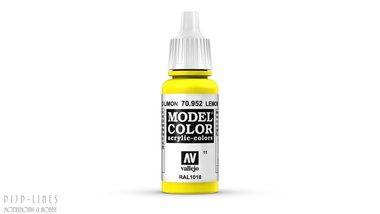 Vallejo Model Color Lemon Yellow