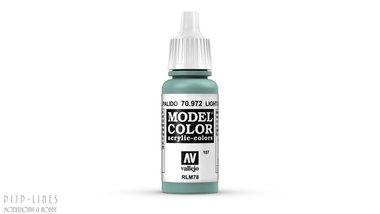 Vallejo Model Color Light Green Blue