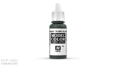 Vallejo Model Color Black Green
