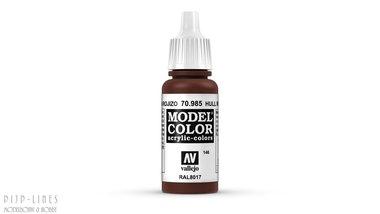 Vallejo Model Color Hull Red