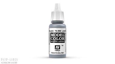 Vallejo Model Color Light Grey