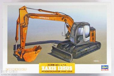 Hitachi Excavator ZAXIS 135US