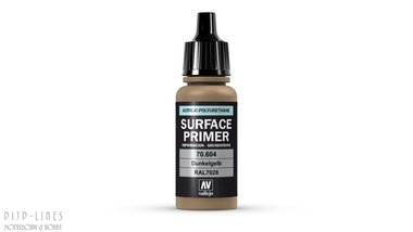 Vallejo Surface Primer Germ. Dark Yellow