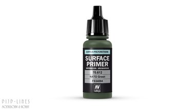 Vallejo Surface Primer NATO Green