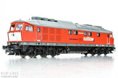 Railion NL Diesel locomotief BR 232 109 Sound + Rook
