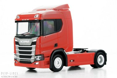 Scania CR ND Zm Rood